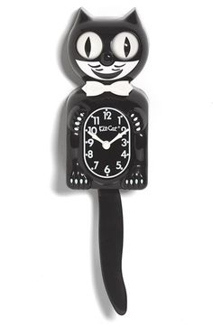 Kit-Cat Pendulum Clock available at #Nordstrom i've always wanted one!
