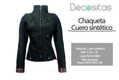 Mantente caliente #SomosBellosenlaDiferencia Conoce nuestra línea de chaquetas y gabanes www.decositas.com