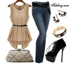 For a night out..