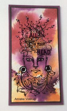 ANNEKESCARDART: It's all in you head