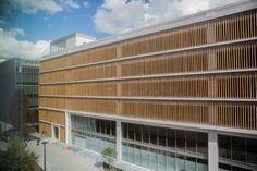 Parking Garage Project  / Studio di Architettura transparency