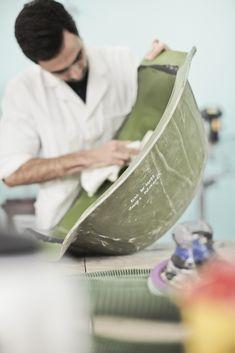 Kuskoa Bi, la prima sedia in bioplastica