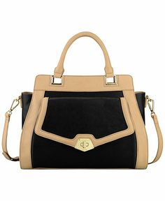 Nine West Sadie Collection Satchel - Nine West - Handbags u0026 Accessories -  Macyu0027s