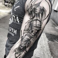 60 Reasons Why You Need A Sketched Tattoo Design - Sketch Style Tattoos - Tatouage Bild Tattoos, Body Art Tattoos, New Tattoos, Sleeve Tattoos, Tattoos For Guys, Tatoos, Tattoo Ink, Tattoo Sleeves, Lotus Tattoo