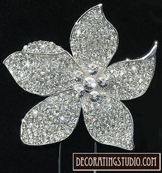 bling wedding bouquets | Our wedding cake jewelry and toppers are not returnable.