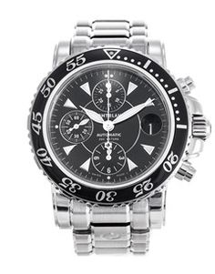 Pre-owned Montblanc Meisterstuck 7034 Gents Automatic watch. 41 mm Steel case, with Black dial. In stock now, on your wrist tomorrow! Automatic Watch, Casio Watch, Rolex Watches, Christmas Things, Steel, Accessories, Mont Blanc, Steel Grades, Iron