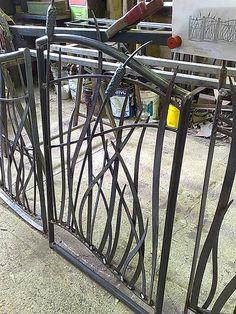 1000 Images About Blacksmith Gates On Pinterest Gates