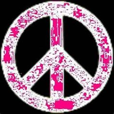 peace sign - .