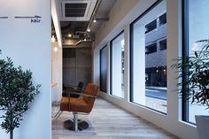 実績紹介-商業店舗デザイン- hair&zakka haconiwa   広島の店舗デザイン会社 株式会社アイシード i-seed co.,ltd