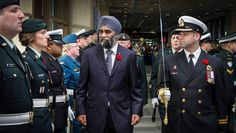 Canada's Sikh Defence Minister heckled with 'racist' remarks - http://thehawkindia.com/news/canadas-sikh-defence-minister-heckled-with-racist-remarks/