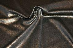 Punta di Roma glitter goud  meter Ere is ook een versie in zilver