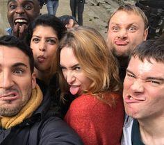 "114.1b Beğenme, 2,380 Yorum - Instagram'da Miguel Angel Silvestre (@miguelangelsilvestre): ""My friendly friends... #sense8 #finale"""