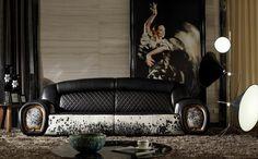 modern leather furniture - Google Search