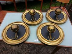 Appendiabiti design Cattadori ottone anni 50 Cantu'   Arte e antiquariato, Modernariato, Complementi d'arredo   eBay!
