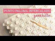 DIY Como tejer chaleco de bebe a crochet - Crochet Scrubbies Crochet Bobble, Lidia Crochet Tricot, Bobble Stitch, Crochet Baby, Crochet Shrugs, Crochet Scrubbies, Crochet Tunic, Crochet Symbols, Crochet Stitches Patterns