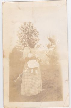 Nanny and Baby African American Black by ThatVintagePhotoShop