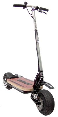GoPed Battery Powered Light Weight Scooter for Adults