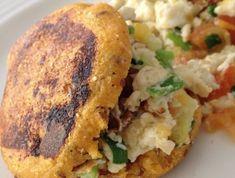 Desayuno criollo fit