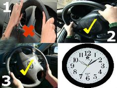 If you want become a better driver then you must know that how to keep your hand on steering wheel while driving. Here we are going to give some detail about, how to hold car steering wheel?