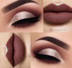 Gorgeous Makeup: Tips and Tricks With Eye Makeup and Eyeshadow – Makeup Design Ideas Makeup Goals, Makeup Inspo, Makeup Art, Beauty Makeup, Makeup Ideas, Makeup Tips, Makeup Tutorials, Makeup Trends, Kylie Makeup