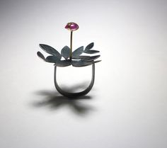 MAIKE BROWNING-UK - Jewellery » Degree show collection