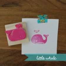 Rubber Stamps in Scrapbooking - Etsy Supplies - Page 2
