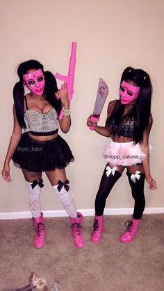 Halloween 2017 🎃 gonna be lit🕯 Friend Costumes, Group Halloween, Creative Halloween Costumes, Halloween Kostüm, Halloween Outfits, Girl Costumes, Halloween Makeup, Homemade Halloween, Costume Ideas