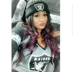 Raiders Girl, Oak Raiders, Raiders Vegas, Raiders Stuff, Raiders Cheerleaders, Raiders Players, Chola Girl, Oakland Raiders Football, Oakland Athletics