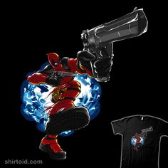 """""""Merc Bizkit"""" by Manoystee Deadpool is gonna do to your face what Limp Bizkit did to music in the late Billy Drago, Deadpool T Shirt, Limp Bizkit, Geek Shirts, Wade Wilson, Chuck Norris, Significant Other, Live Action, Marvel Comics"""