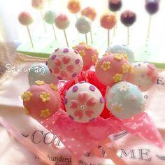 Rollipop Cake♡ by Sakuran at 2013-04-03