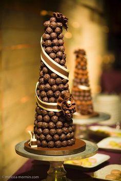 Patisserie Angelica's Chocolate Truffle Tower