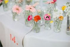 bright wedding florals | CHECK OUT MORE IDEAS AT WEDDINGPINS.NET | #weddings #weddingflowers #flowers