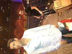 Sébastien Izambard. Il Divo Live in Dubai - October 5, 2012