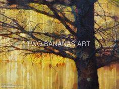 350 Sunlit Cypress by Richard Neuman Digital Media ~ 18 x 24
