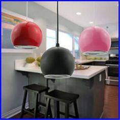 (32.40$)  Buy here  - Crystal lamp for dining room modern fashion bubble crystal elegant bar LED crystal pendant lamp AC85-265V 5W LED pendant light