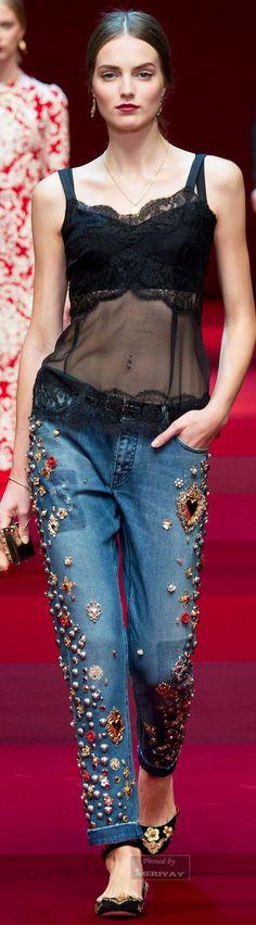 FashionCasualDenim | Rosamaria G Frangini ||