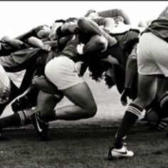 Rugby! ... This is what TESTOSTERONE smells like!