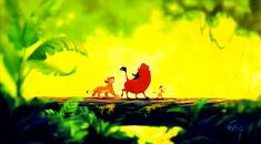 Pinterest @danilove_xo: If anyone really knows me.. they'll know how much I love The Lion King. REAL SHIT.