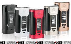 Vapor Joes - Daily Vaping Deals: DROP: THE PREDATOR 228W BOX MOD (ALL COLORS) - $39...