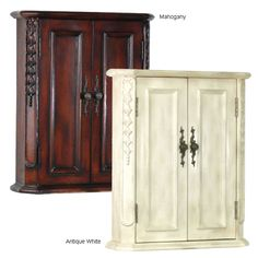 Wall Cabinet Over Toilet...This Would Be Great in Any Bathroom. Love the Look!