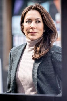Crown Princess Mary Opens Research Day 2021 — Royal Portraits Gallery Crown Princess Mary, Denmark Royal Family, Prince Frederick, Princess Marie Of Denmark, Queen Margrethe Ii, Mary Elizabeth, Absolutely Fabulous, Royal Fashion, Royals