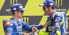 Rossi: Maverick Vinales Calon Peraih Juara MotoGP 2017
