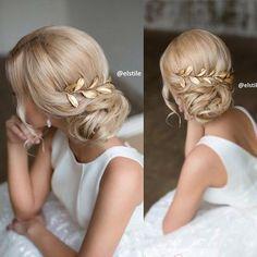 Ozdoby do włosów ślubne zdjęcia