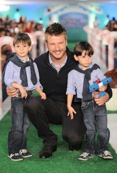 Rodrigo Hilbert desfila para VR Kids (28)