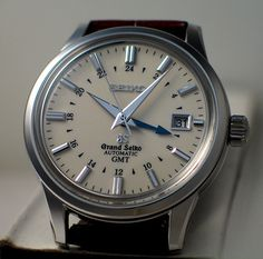 Grand Seiko GMT (SBGM003)