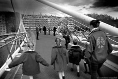 #BILBAO vuelta al #colegio por la #alfombra del #ZUBIZURI #fotografo #NikonD4