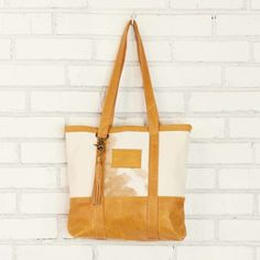cf3e51523d Little Bucket Tote - Burlap Golden - Canoe Bags