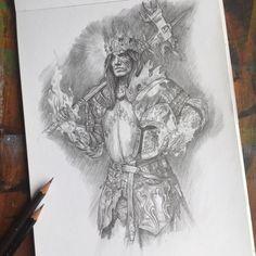 Melkor by  Stephen Walsh