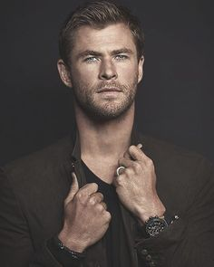 Chris for MIAMI Magazine #chrishemsworth