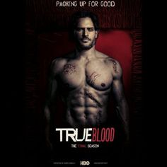 Alcide (Not Real Promo From HBO.....But Really Good!)